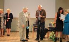 ФОТО: В BSA состоялась презентация сборника стихов Петра Ивановича Антропова