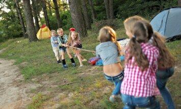 Проводим лето с пользой: полная информация о рижских детских лагерях