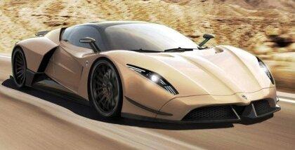Slovēņi radījuši 1100 ZS superauto