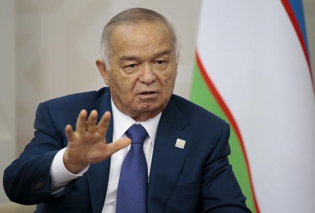 Ислам Каримов. Reuters/Scanpix