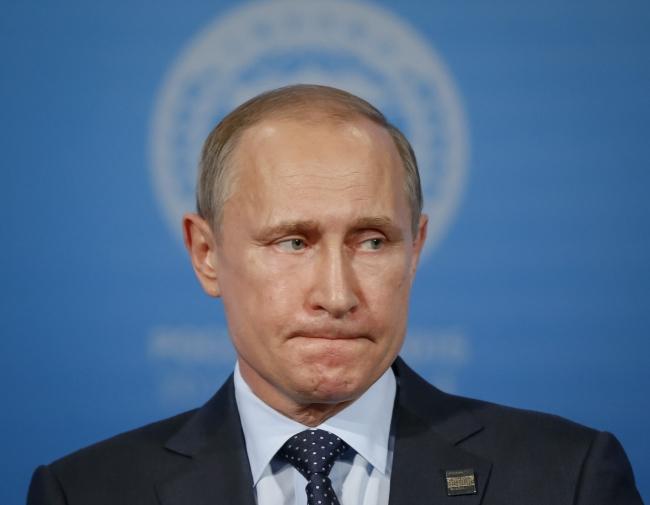 Владимир Путин. Фото Reuters/Scanpix